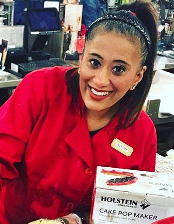 Neelma Patel resident chef