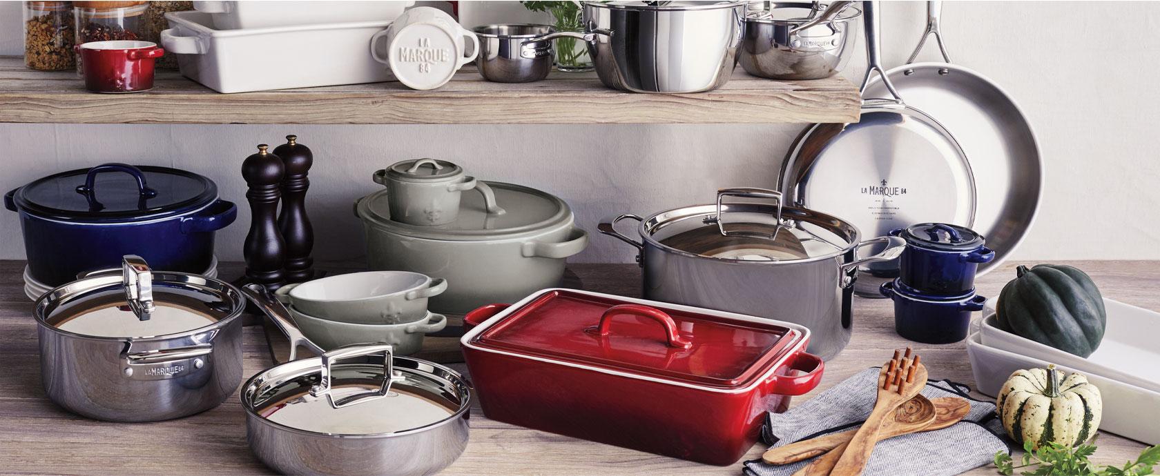 La Marque 84 cookware