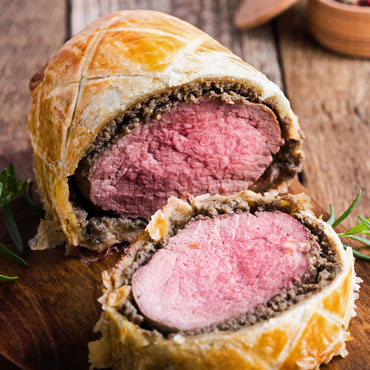 Prep Now, Eat Later: Beef Wellington cooking class