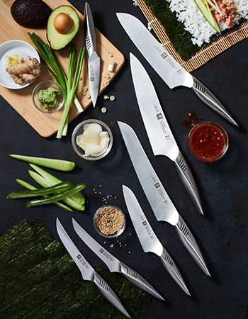 Zwilling Twinn Finn II knives