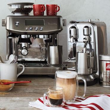COFFEE & TEA GIFTS, Breville espresso maker