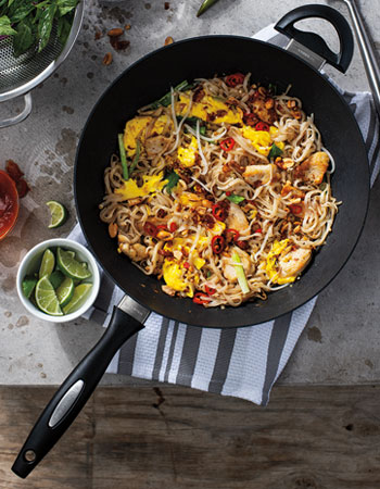 Scanpan ES5 nonstick wok