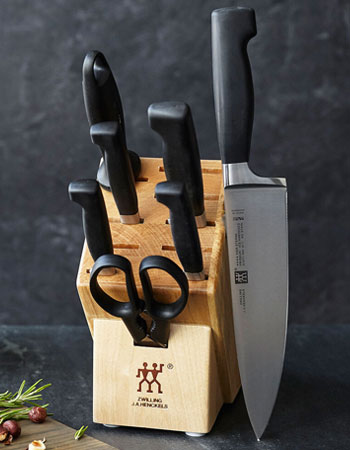 Zwilling Four Star knives