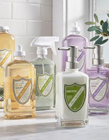 Sur La Table soaps & lotions