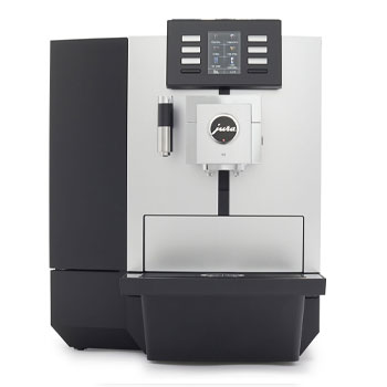 Jura X8 coffee machine