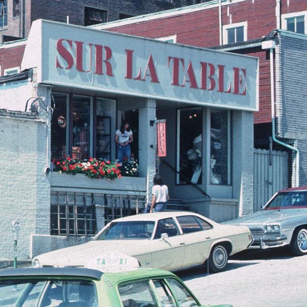Sur La Table first store