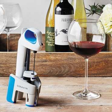 FOR THE ENTERTAINER, Coravin wine system