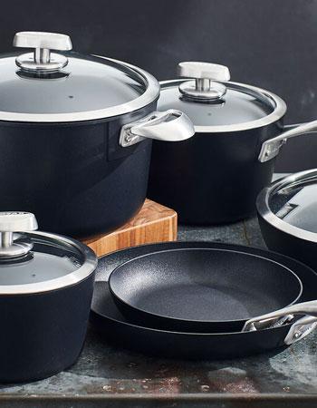 Scanpan Pro S+ nonstick cookware