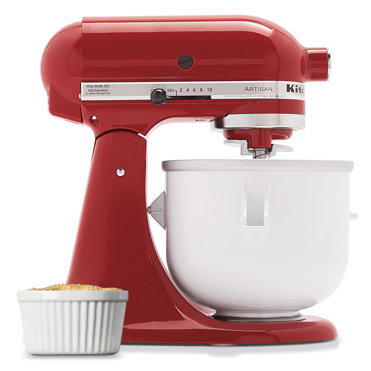 create with kitchenaid