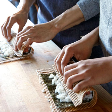 Prep Now, Eat Later: Sushi Online Cooking Class
