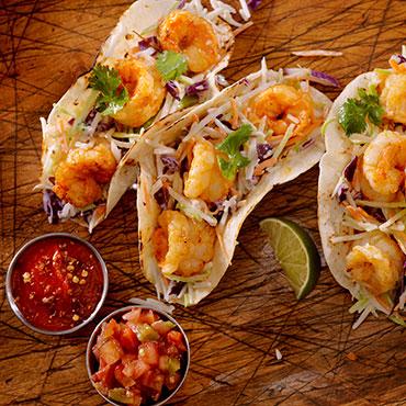 Online Baja Taco cooking class