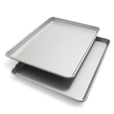 Sur La Table Platinum Pro Half Sheet Pans, 17.25
