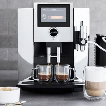 Jura coffee and espresso machine