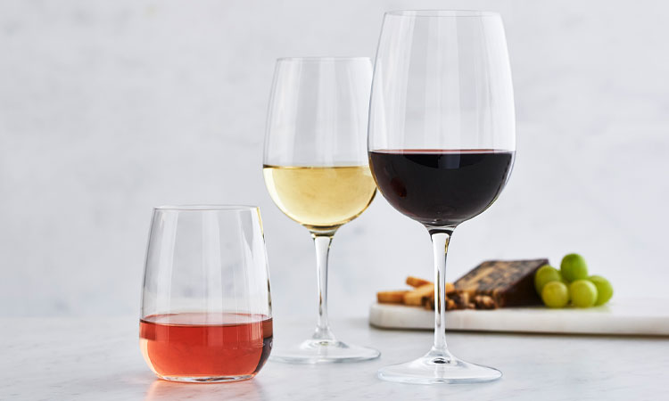BORMIOLI ROCCO WINE GLASSES