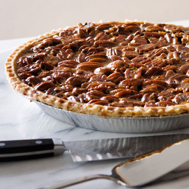 Prep Now, Bake Later: Decadent Pecan Pie Cooking Class