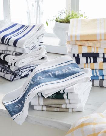 Sur La Table kitchen towels