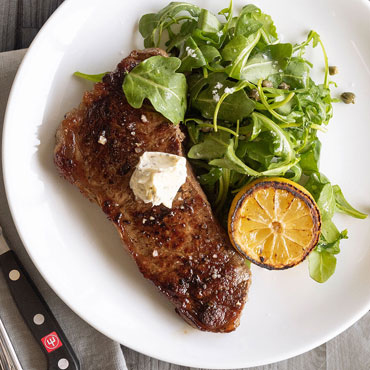 Italian Steak Dinner