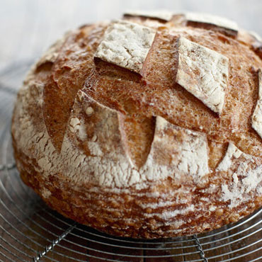 Rustic Dutch Oven French Bread