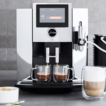 ULTIMATE GIFTS, Jura S8 coffee maker