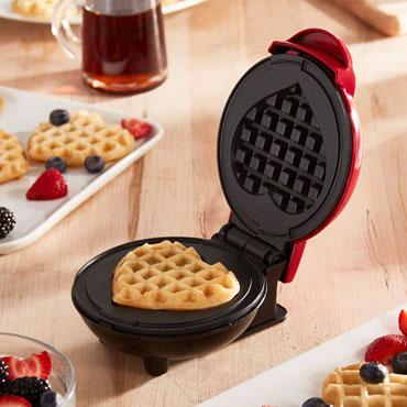 FOR KIDS, mini waffle maker