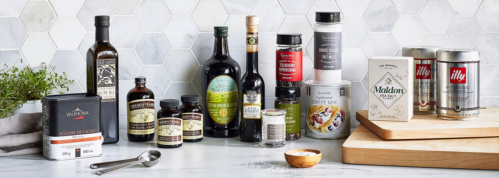 Sur La Table pantry essentials