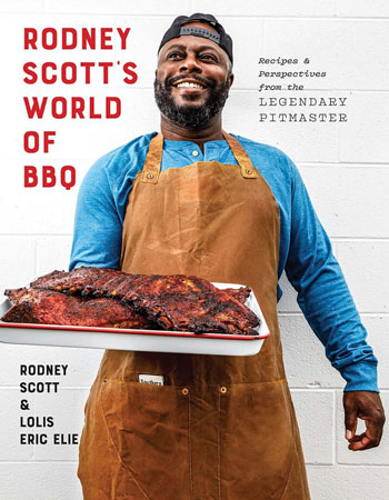 Rodney Scott BBQ cookbook