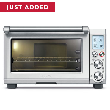 Just added Breville Smart Oven Pro