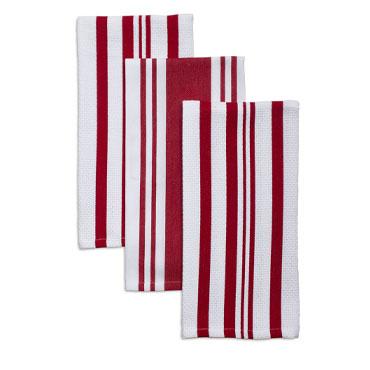 Striped Kitchen Towels, 28
