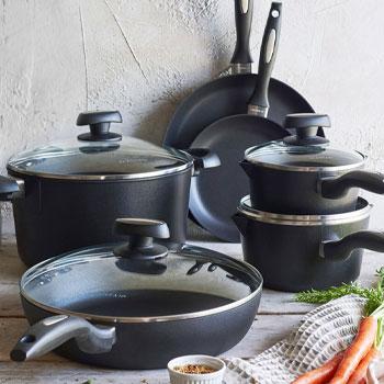 Scanpan ES5 cookware