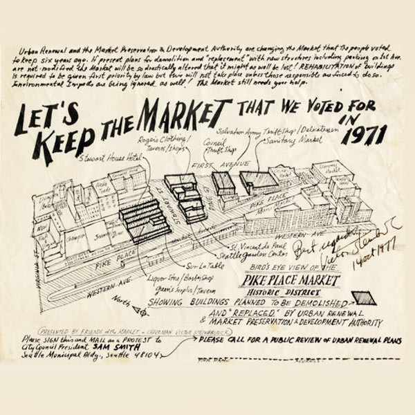 save the market flyer