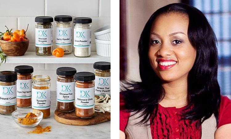 Deborah Ngozi Odunze and her line of seasonings