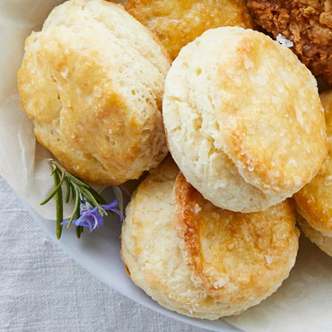 Fresh biscuits, online cooking class Learning Series: Fundamentals