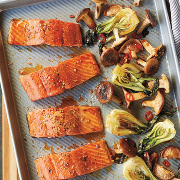 FOCUS SERIES Seafood 101: Roasting, Online Cooking Class