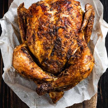 Online Roast Chicken Dinner Cooking Class