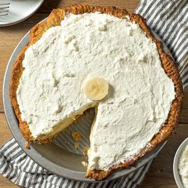 Focus Series Dough 101: Banana Cream Pie cooking class