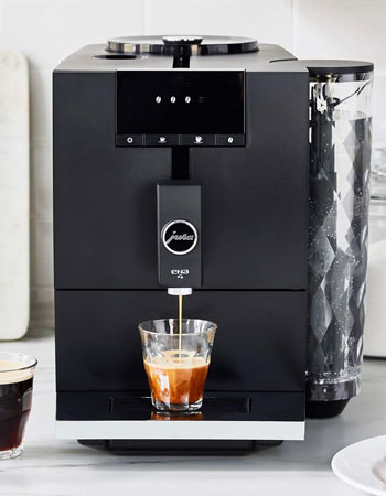 JURA ENA 4 FULL METROPOLITAN BLACK Automatic Coffee Machine