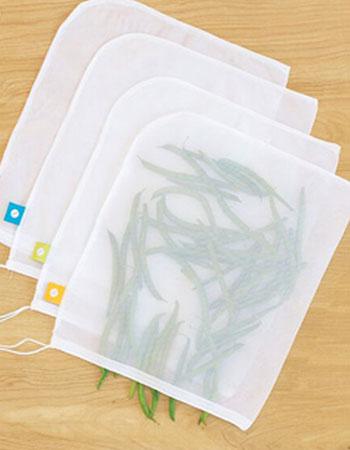Flip & Tumble Mesh Produce Bags