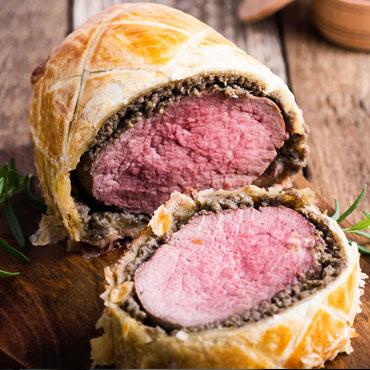 Winter Entertaining: Beef Wellington