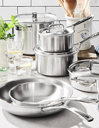 Demeyere Essential5 cookware