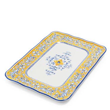 Mercado Rectangle Platter, 18.5