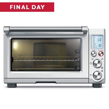 Final Day Breville Smart Oven Pro