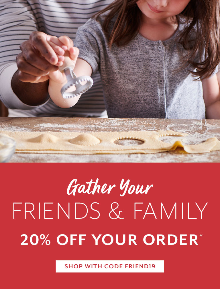 friends and family sale mobile image