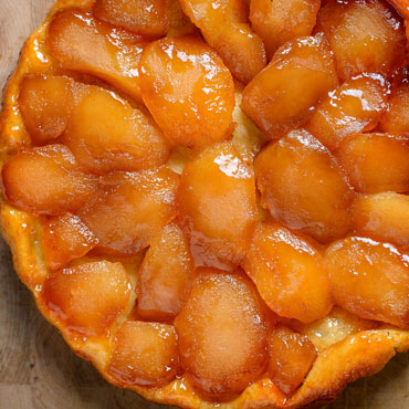 French Apple Tarte Tatin online cooking class