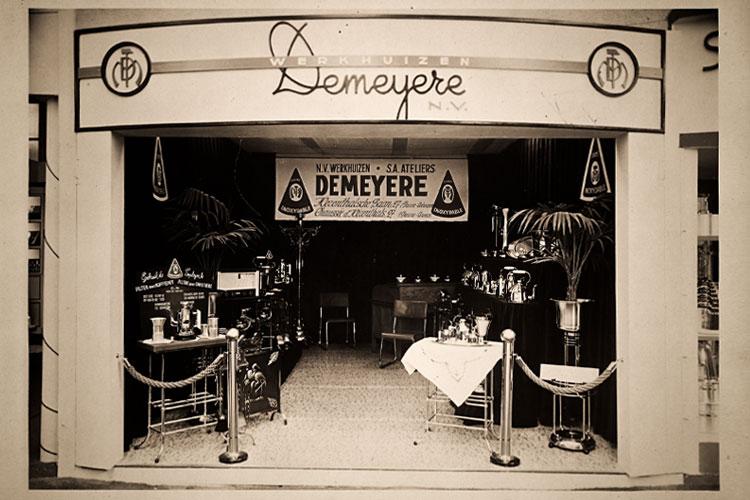 Demeyere's first store