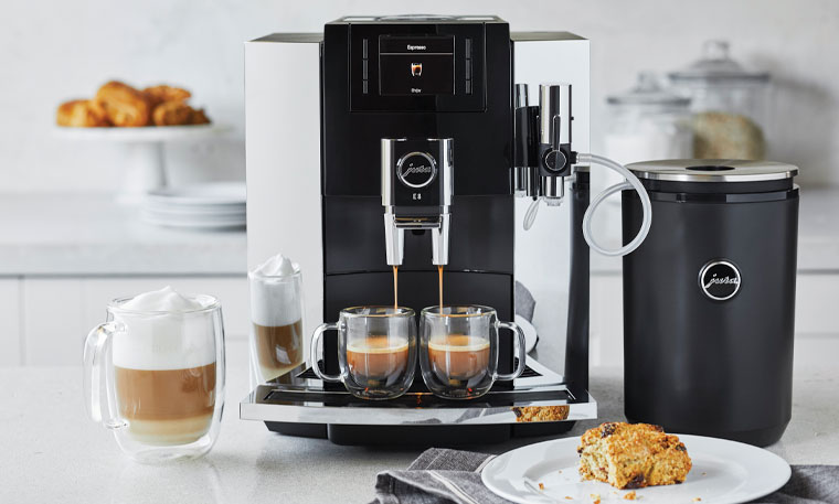 Jura coffee makers at home