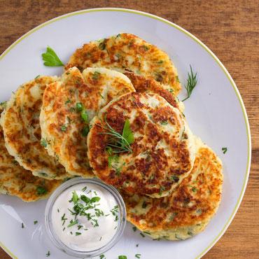 Summer Vegetarian Meal online cooking class